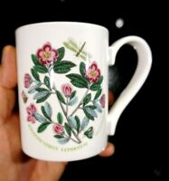 Beautiful Portmeirion Botanic Garden Rhododendron Mug