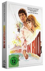 Abenteuer in Rio / Mediabook [Blu-ray + DVD /NEU/ OVP] Jean-Paul Belmondo