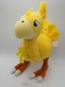 "Yellow Chocobo A2412 Final Fantasy VII Banpresto 8"" Plush 1997 Toy Doll Japan"