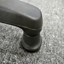 Set of 5 Black Plastic Feet Office Chair Glides Feet Office Furniture