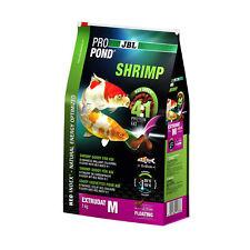 JBL Propond Shrimp M 1,0 KG, Shrimps Goody (15 MM) for Koi From 35-55 CM