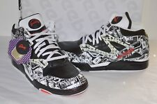 4741fe7df7b New Reebok The Pump Omni Lite Roland Berry Anthracite White Red Grey Affili