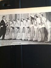 L3-9 Ephemera 1974 Picture Birchington Guild Of Players Holiday Capers Gregory D