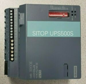 SIEMENS, 6EP19332EC51, POWER SUPPLY WITH USB, 5KWS, 24VDC , DC24V/15