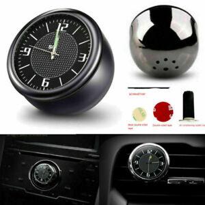 Für Mercedes-Benz Smart Fortwo Auto Uhr Refit Innen Leucht Quarzuhr Ornamente TA