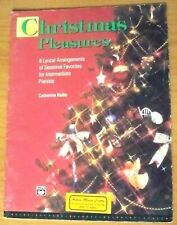 Christmas Pleasures, by Catherine Rollin - Sheet Music, Lyrical & Piano