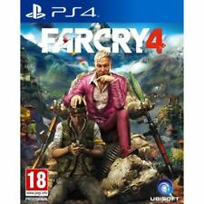 Far Cry 4 - PS4 neuf sous blister VF