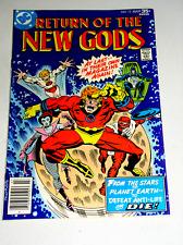NEW GODS #12    THE RETURN OF THE NEW GODS ISSUE  1977