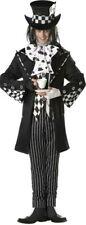 Dark Mad Hatter Alice In Wonderland Adult Halloween California Costumes XL
