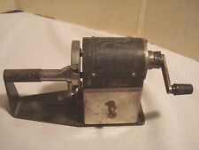 "Vintage.. 1919.""Dandy""..Industrial...Automatic Desk top...Pencil  Sharpener."