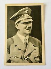 Deutsches Reich - Ceskoslovensko  - Besuch Adolf Hitler 1939 - Postkarte - WOII