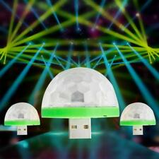USB Mini LED Night Light Color Changed by Sound Music Magic Mushroom Lights FR I
