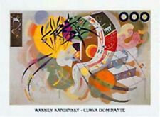 Wassily Kandinsky - Curva Dominante Poster (70x50cm) #35640