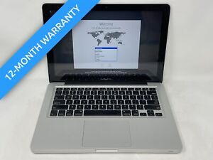 MacBook Pro 13 Mid 2012 2.5 GHz Core i5 4GB 500GB HDD Very Good + WARRANTY!