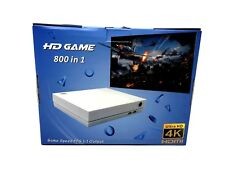 HD Game Consoles 4K TV Video HD Console Support HDMl TV Out built in 800 Game 1