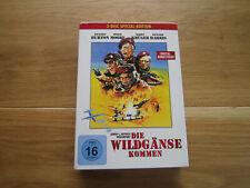 DIE WILDGÄNSE KOMMEN - 2  DVD  RARITÄT - KRIEGSFILM