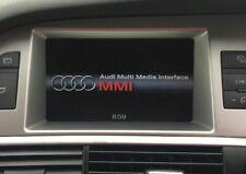 Audi 2018 / 2019 MMI 2G Hi Sat Nav DVD Disc UK & Western Europe LATEST
