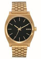 Reloj Nixon Time Teller All Oro-negro Sunray
