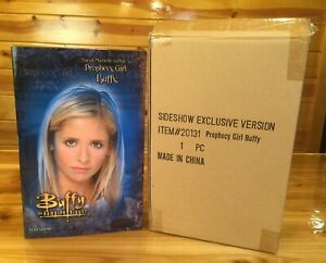 """Sideshow EXCLUSIVE Buffy The Vampire Slayer Prophecy Girl 12"""" Action Figure Doll"""