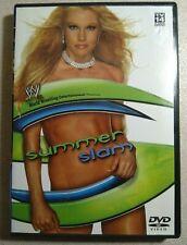 Summerslam 2003 - Wrestling DVD - WWE Home Video - Angle/Lesnar, RVD/Kane