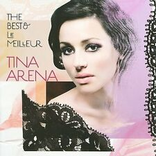 TINA ARENA - BEST & LE MEILLEUR NEW CD