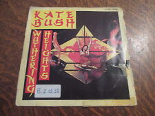 45 tours KATE BUSH wuthering heights