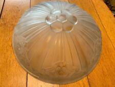 Essenneve R Art Deco Frosted Glass Chandelier Shade Nice