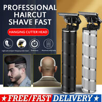 Electric Hair Clipper Pro Li Liner Cordless Grooming Cutting T-Blade Trimmer Set
