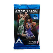 Panini Ascension NBA Basketball Cards 2017/18 Hobby Pack Sealed