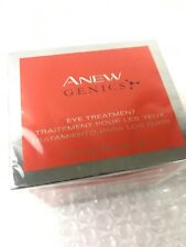 Avon Anew GENICS EYE Treatment Cream ~ DISCONTINUED