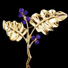 SILVER FLOWER BROOCH CRYSTAL RHINESTONE DIAMANTE WEDDING BROACH BRIDAL PARTY PIN