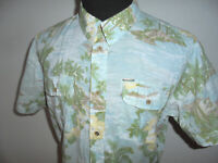 vintage O`NEILL Hawaii Hemd hawaiihemd crazy pattern surfer hemd shirt XL