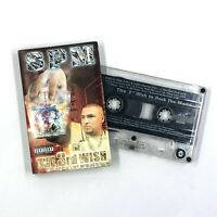 SOUTH PARK MEXICAN SPM The 3rd Wish to Rock The World Cassette Tape Rap Rare