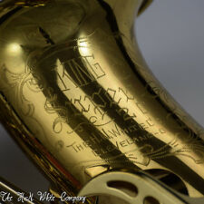 Vintage King H. N. White Super 20 Alto Saxophone Incredible Condition