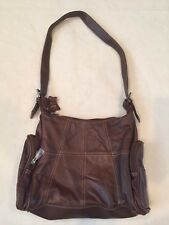 Brown Leather Bag - New with tags