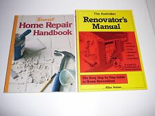 The Australian Renovator's Manual by Allan Staines / Home Repair Handbook