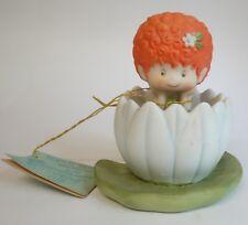 Vintage Herself The Elf Meadow Morn Porcelain Ceramic Figurine w/ Tag
