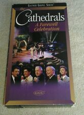 A Farewell Celebration by The Cathedrals VHS Southern Gospel Gaither Gospel Seri