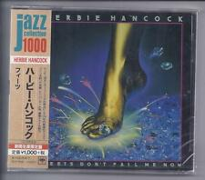 Herbie Hancock feets Don 't Fail Me Now SONY JAPAN CD SICP 3996 SEALED NEW