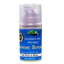 All Natural Anti-Inflammation Anti-Aging Anti-Redness Supreme Facial Serum