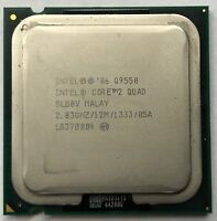Intel Core 2 Quad Q9550 Desktop CPU Processor- SLB8V