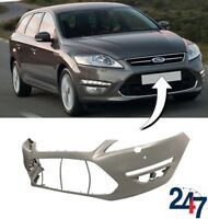 NEW FORD MONDEO MK4 2010-2015 FRONT BUMPER WITH HEADLIGHT WASHERS AND PDC HOLES