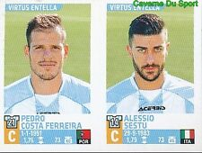 811 COSTA FERREIRA - SESTU ITALIA VIRTUS ENTELLA STICKER CALCIATORI 2016 PANINI
