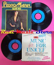 LP 45 7''PEDRO MARIN Que no Puente de colores 1979 france HISPA VOX no cd mc dvd