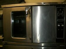 CONVECTION OVEN, GARLAND, GAS, ONE DECK,NEW HANDLE,DENTED, 900 ITEMS ONE BAY