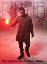 LIAM GALLAGHER NME 6 OCTOBER 2017 AS YOU WERE