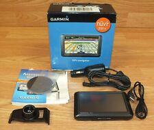 Genuine Garmin Nuvi (255W) Automotive GPS Navigation System Bundle **READ**