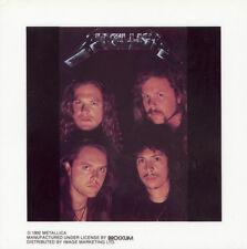 METALLICA - STICKER/DECAL - BRAND NEW VINTAGE - MUSIC BAND 054