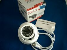 C61 Compact Dome Boat Marine Security Camera