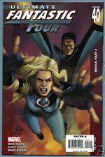 Ultimate Fantastic Four #40 2007 Marvel Comics